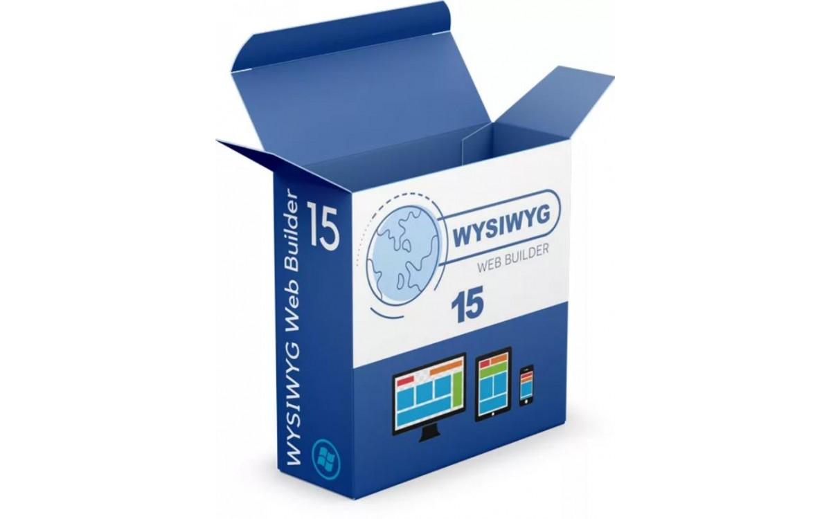 Установка и настройка WYSIWYG Web Builder